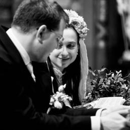 Svatba v kostele sv. Gabriela