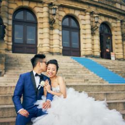 Prewedding a symbolická svatba