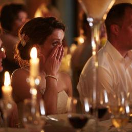 Svatba v Sacre Coeur