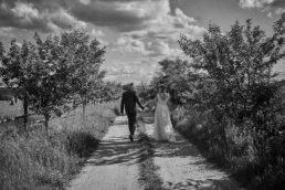 Boho Svatba Petry a Marka z jižních čech