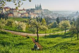 Předsvatební rande v Praze