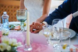 Svatba v Krkonoších Petry a Joao