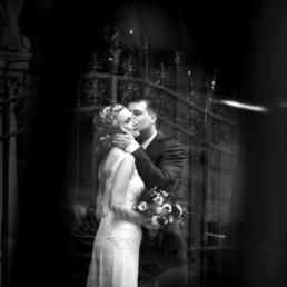 Svatba v zrcadlové kapli