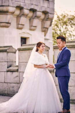 Prewedding focení asijského páru Candy a Tima z Hong Kongu