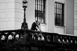 Norská svatba Dany a Thomase v Bergenu