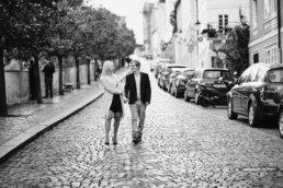 Rande blogerky Terezy a Johnyho v Praze